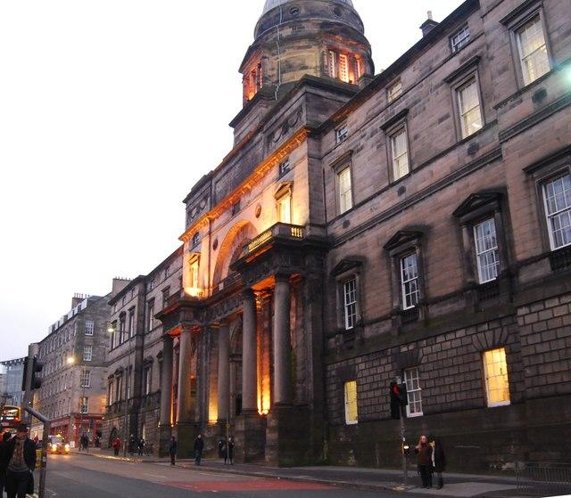 Old College - University of Edinburgh