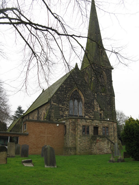 St Michael and All Angels Church, Bramcote
