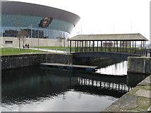 SJ3489 : The Echo arena by M J Richardson