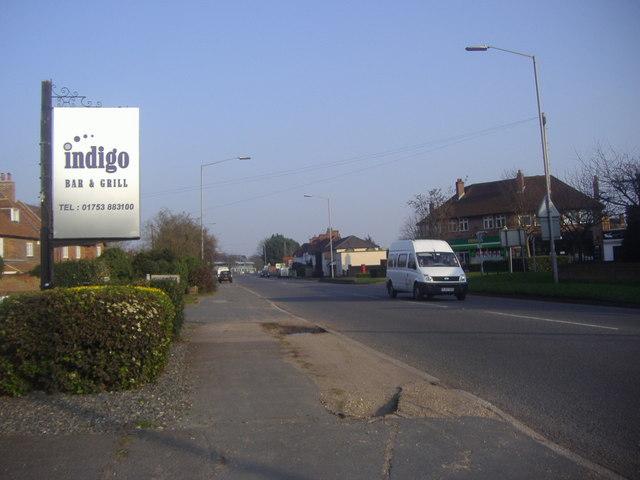 A40, Tatling End