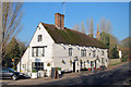 TQ8327 : The White Hart, Newenden by Oast House Archive