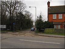 SU5985 : Looking down Ferry Lane by Bill Nicholls