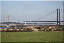 TA0224 : Humber Bridge by Richard Croft