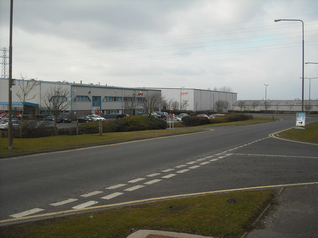 Whitehill Industrial Estate
