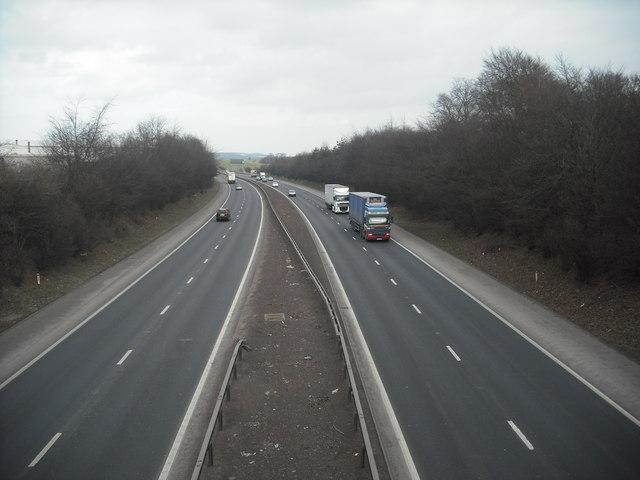 M8 West Lothian