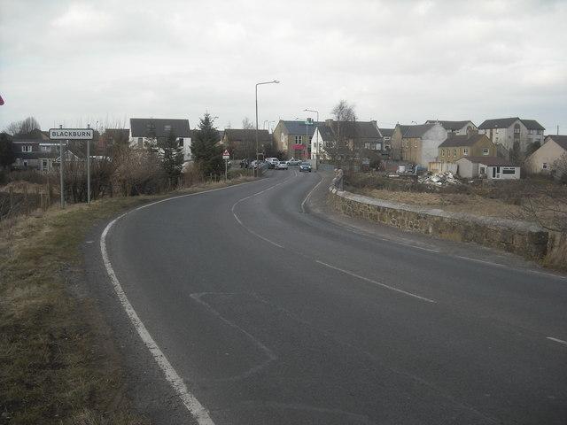 B792 Blackburn Road