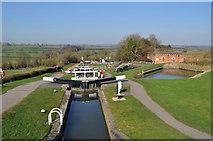 SP6989 : Grand Union Canal - Foxton Locks by Ashley Dace