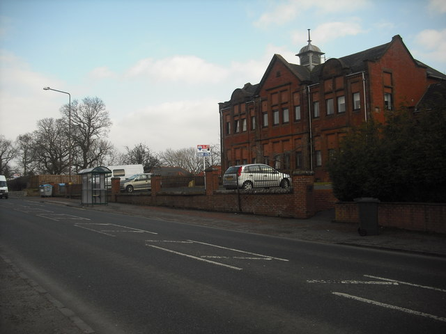 Former Redhouse School