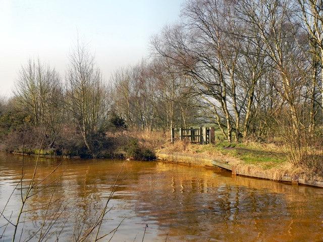 "Bridgewater Canal, ""The Orange Canal"""