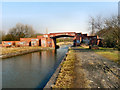 SD7200 : Bridgewater Canal, Boothstown Bridge by David Dixon