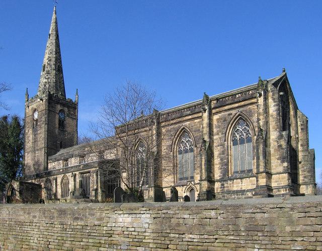 Dronfield - Parish Church