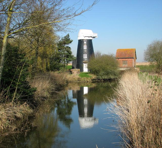 Norton Marshes Mill, Reedham