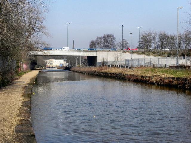 Bridgewater Canal, M602 Motorway