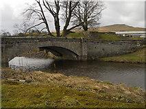 SD8590 : Widdale beck, Appersett by David Brown