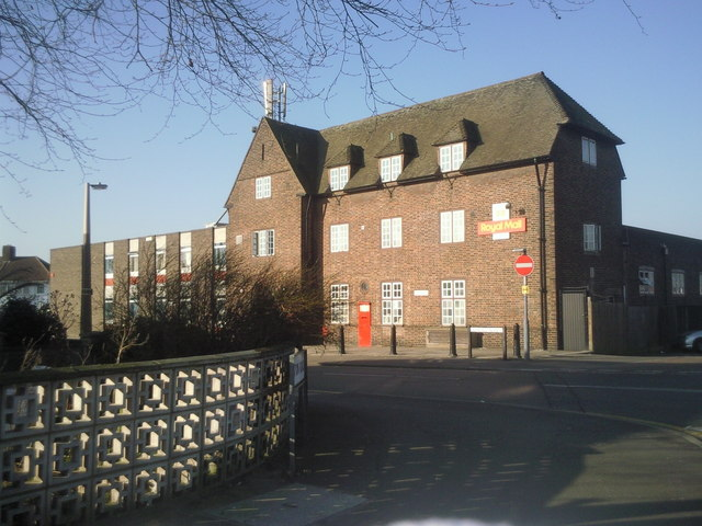 Glengall Road Royal Mail Sorting Office