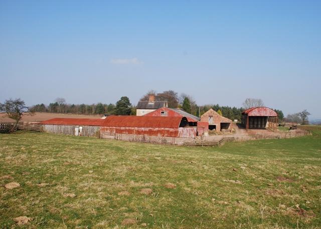 Farm at The Rudge