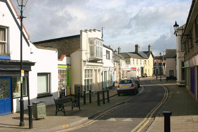Main Street, Littleport