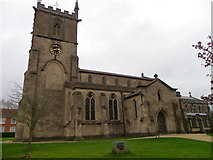 ST8026 : St Mary's Church, Gillingham by Maigheach-gheal