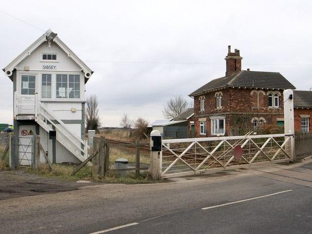 Railway Station (former), Sibsey