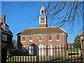 TQ6541 : Stable Block at Matfield House by Oast House Archive