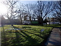 TQ2896 : Westpole Avenue, Cockfosters, Barnet, Hertfordshire by Christine Matthews