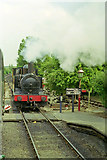 TQ4023 : North London tank in steam at Sheffield Park by Robin Webster