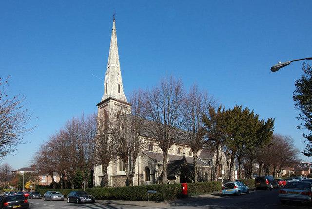 St John the Evangelist, St John's Avenue