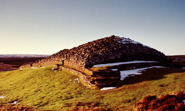 Northern Cairn at Camster