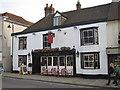TQ8833 : Café Rouge, Tenterden by Oast House Archive