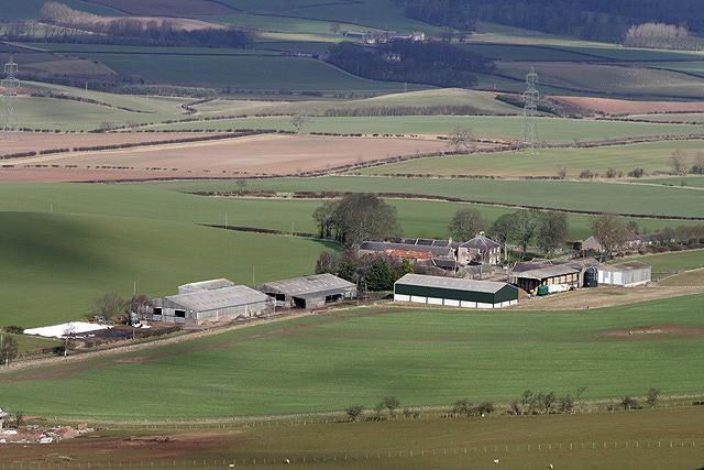 East Moneylaws Farm