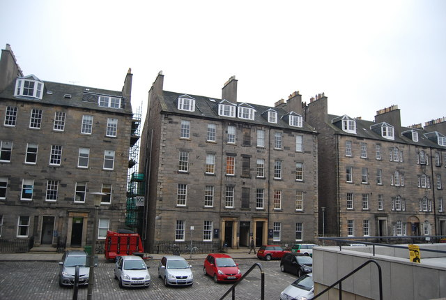 Buccleuch Place