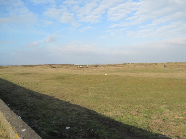 Former Miniature Golf Course, West, Walney Island