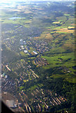 NS3174 : Port Glasgow from the air by Thomas Nugent