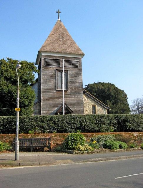St. Peter's Parish Church (1), 60 Church Avenue, Farnborough