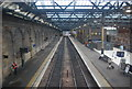 NT2573 : Platforms 10 and 11, Waverley Station by N Chadwick