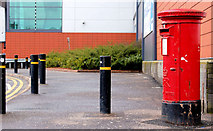 J2664 : Pillar box, Lisburn by Albert Bridge