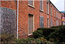 J2664 : Vacant houses, Lisburn (5) by Albert Bridge