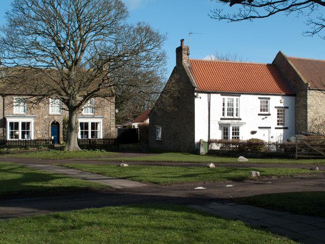 Houses of Piercebridge