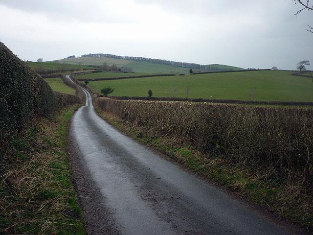 Lane, Higher Rowell