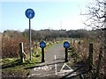 NS4861 : Paisley South Cycle Route by Lairich Rig