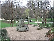 TQ2779 : Holocaust Memorial Garden, Hyde Park by David Smith