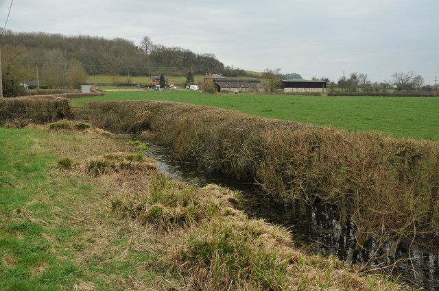 View to Woodgate Farm