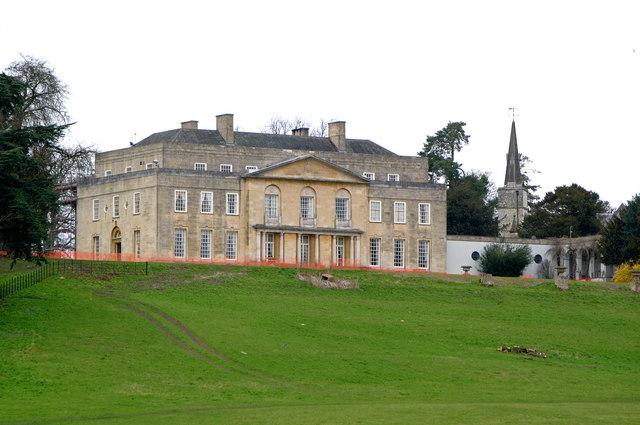 Gatton Hall and Church