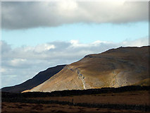 NY7719 : Longfell Pike by Karl and Ali