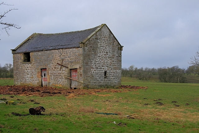 Barn off Beresford Lane