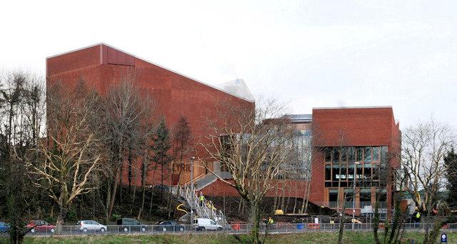 The Lyric Theatre, Belfast (25)