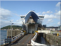 NM8529 : Lord of the Isles car ferry at Oban by Rob Newman