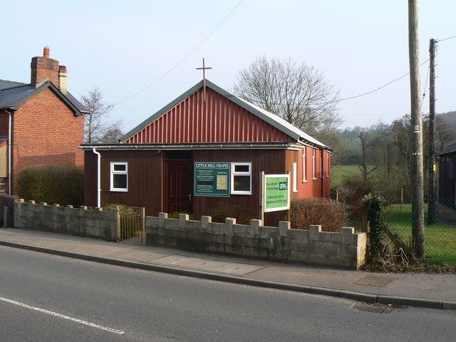 Little Mill Chapel