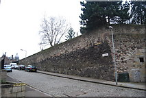NT2673 : Flodden Wall, Drummond St by N Chadwick