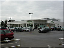 SP2871 : Kenilworth, Waitrose by Mike Faherty